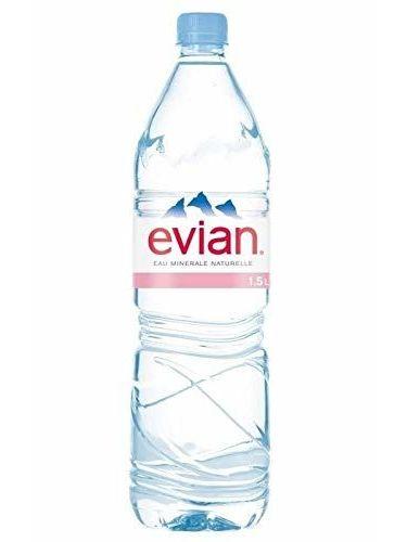 Evian 1,5L (lot De 12)