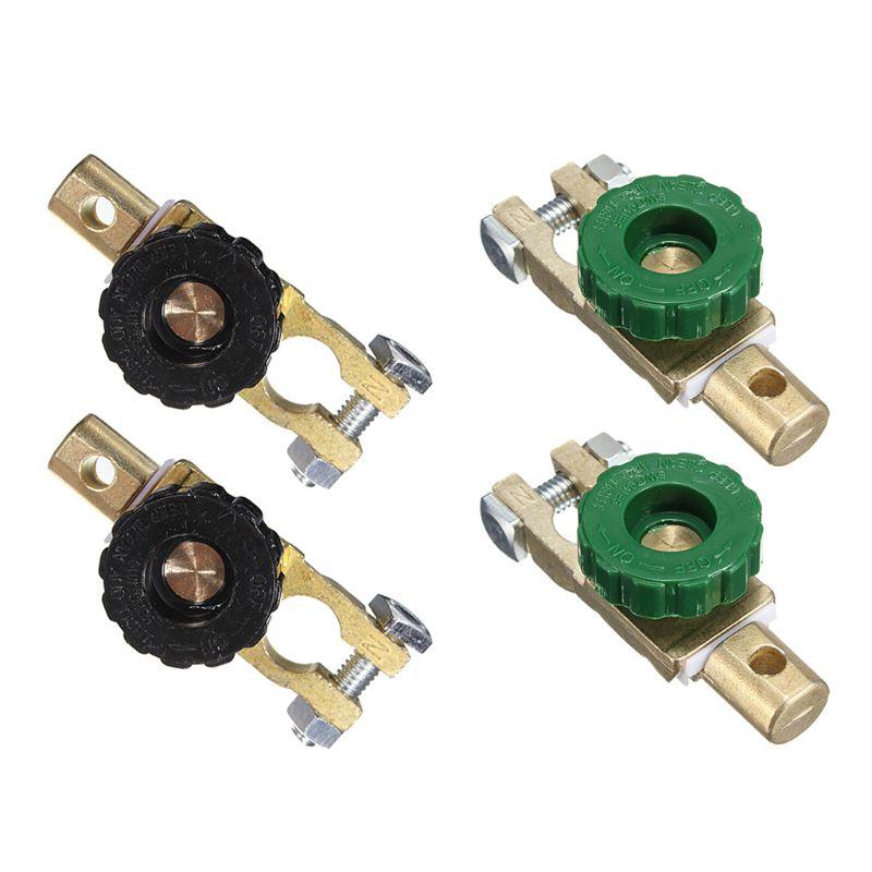 2 pces botão tipo interruptor para bateria desligado, interruptor de proteção