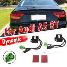 APair для Audi A5 8T 2007-2018 модуль полудинамический указатель поворота светодиодный сигнал поворота