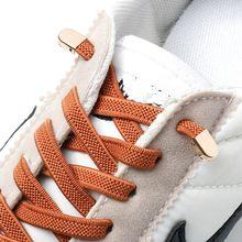 Эластичные шнурки для шнурков без галстука; Кроссовки отдыха