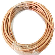 10m RG142 Double Shielded RF Coaxial cable Adapter Connector Coax Cable RG142 Cable 50ohm 50cm 1m 2m 3m 5m 20m