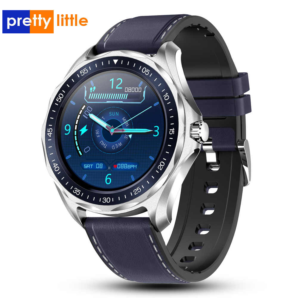 S09plus Smart Horloge Mannen IP68 Waterdicht Hartslag Fitness Tracker Smart Klok Voor Android Ios Smartwatch Bluetooth 5.0