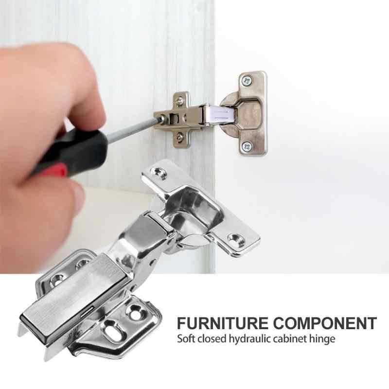 112 60 32mm Kitchen Cabinet Hinge Concealed Hydraulic Furniture Cupboard Door Hinge Wear Resistant Durable Door Cabinets Hinge Cabinet Hinges Aliexpress