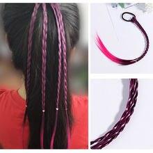 Новинка 2020 года аксессуары для волос cn парик эластичная повязка