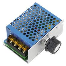 Высокомощный Тиристор 4000 Вт электронный регулятор напряжения