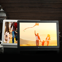 15 inch LED Digital Picture Frame Photo 16:9 Album Remote Multi-Media Player for Outdoor Sightseeing Accessories
