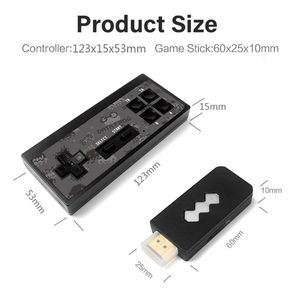Image 5 - Data Frog Wireless Handheld TV Video Game Console Built in 568 Classic Game Mini Retro Controller HDMI Output Dual Player