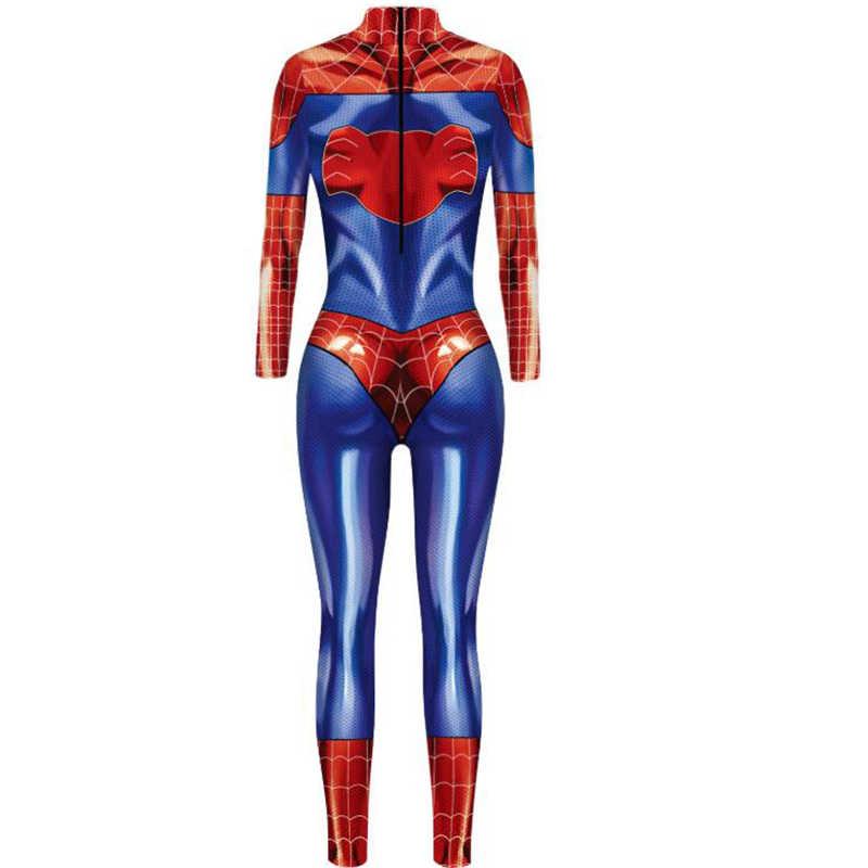 2019 חדש קפטן מארוול קרול Danvers תלבושות קוספליי סרבל בגד גוף ליל כל הקדושים פנסי כדור שמלה