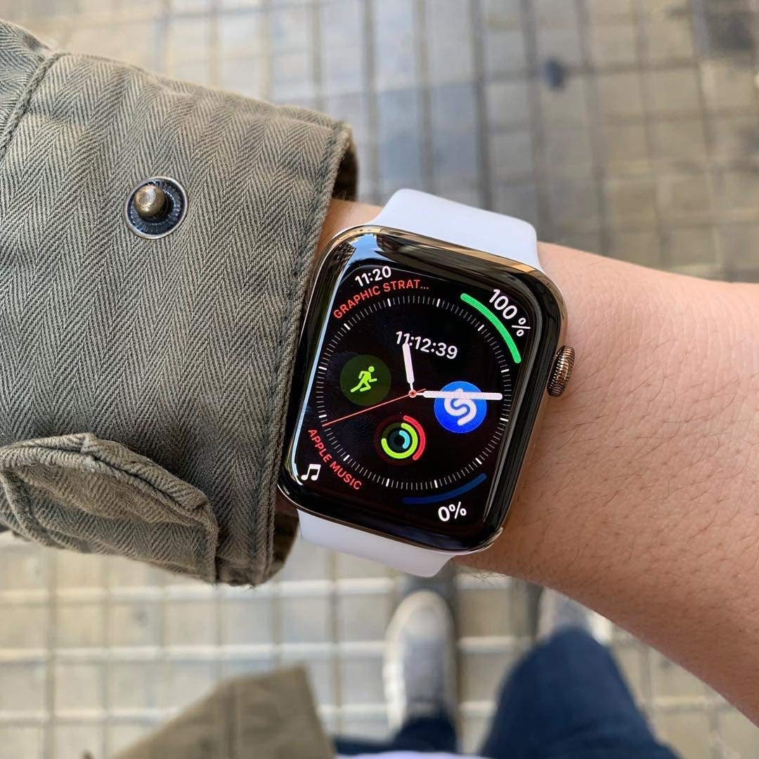 Multi Silicone Band for Apple Watch 37