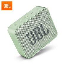 Jbl go 2 alto-falante portátil bluetooth subwoofer alto-falante ao ar livre go2 mini orador chamada mãos-livres design à prova dwaterproof água