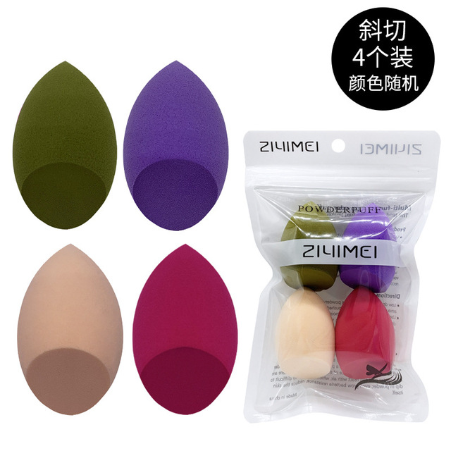 Gourd Powder Puff Wet And Dry Dual Purpose Beauty Tool Not Eat Powder Cosmetic Egg Cotton Puff Water Droplet Makeup Sponge 3