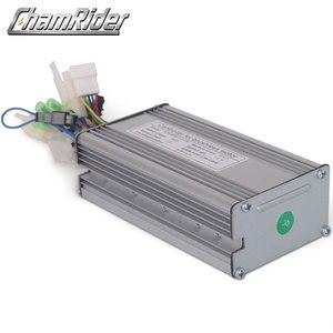 Image 5 - Ebike 36V 48V 500W Elektrische fahrrad Bürstenlosen controller Dual Modus Halle Sensor und Halle Sensorlose KT Serie unterstützung LED LCD