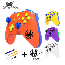 For Microsoft Xbox One Slim Wireless Controller Custom Matte Shell Replacement Full Case With Buttons Kit For Xbox one S Slim