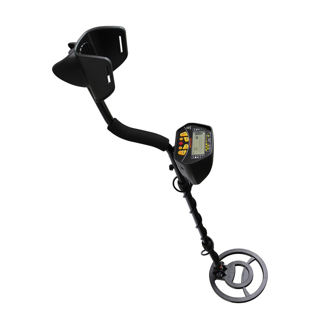 Professional Metal Detector Underground Treasure Detector High Sensitivity Metal Finder Treasure Seeking Tool With LCD Display