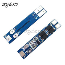 BMS 2S 7.4V 8.4V 8A 18650 Battery Charge Protection Board Overcharge Protect Atmega