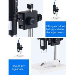 1000X USB3.0 mikroskop cyfrowy 5MP kamera HD lupa elektroniczna z uchwytem