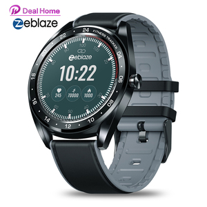 """Image 1 - 2019 Original Zeblaze NEO IP67 Waterproof 1.3"""" IPS Color touch display Heart Rate Monitor All day Tracking Sports Smartwatch neo"""