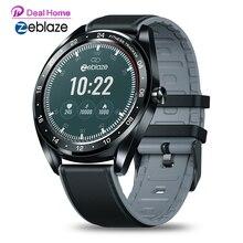 Оригинальные Водонепроницаемые умные часы Zeblaze NEO IP67, 1,3 дюйма, IPS цветной сенсорный дисплей, пульсометр, отслеживание всего дня, спортивные Смарт часы neo, 2019