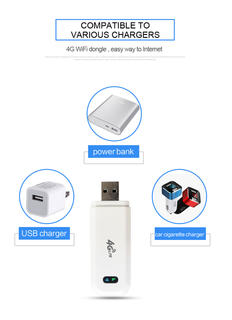 LDW922 3G/4G Router wi-fi klucz 4G mobilny przenośny bezprzewodowy LTE modem USB klucz karta nano SIM Slot kieszeń hotspot