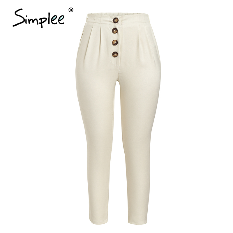 WOMEN LADIES TROUSERS CASUAL SUMMER LOOSE HOLIDAY PANTS ELASTIC WAIST BOTTOMS UK