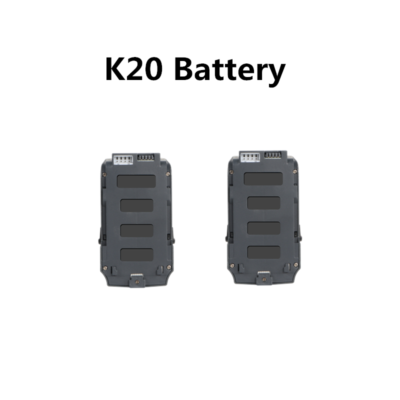 11.1V 1800mAh Lipo Battery For K20 Drone 5G Wifi FPV GPS RC Quadcopter Spare Parts Dron Accessories K20 Battery