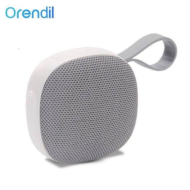 مكبر الصوت المحمول 5.0 من أورنديل موديل هاج303 سماعة موسيقية لاسلكية خارجية مضخم صوت ستيريو رياضي IPX6 مكبر صوت صغير