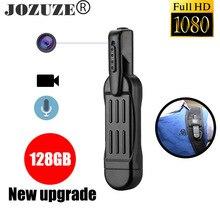 JOZUZE 미니 카메라 T189 펜 풀 HD 1080P 비밀 카메라 착용 할 수있는 바디 펜 카메라 디지털 미니 DVR 작은 DV 캠코더 지원