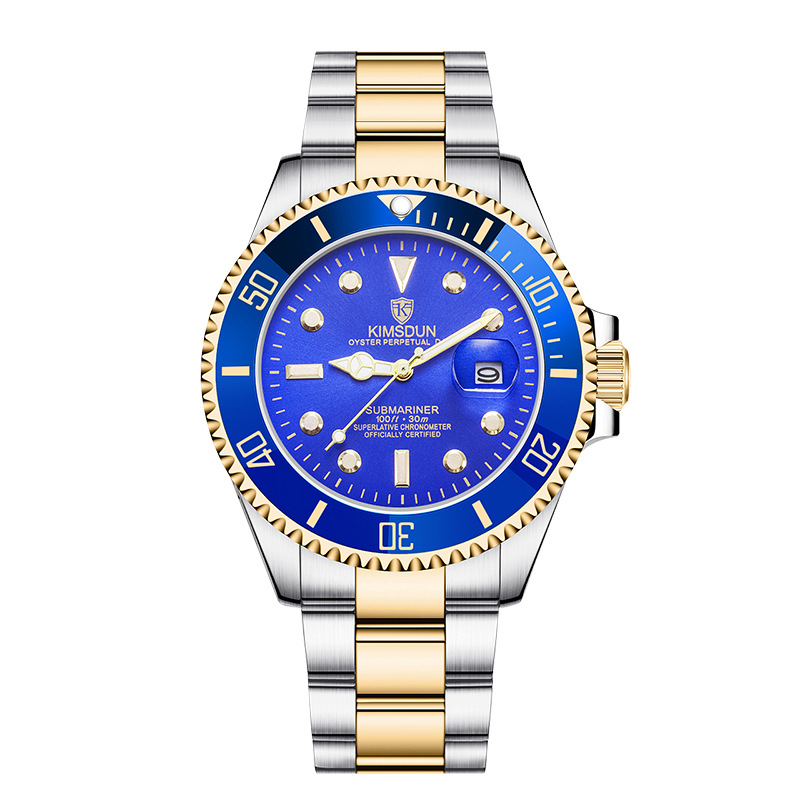 Switzerland Oyster Perpetual Rolexable Japan MIYOTA Quartz Mens Watches Sports Wrist Watch 2019 Relojes Hombre