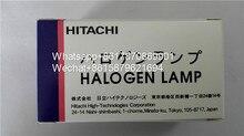 NJK10068 pour Hitachi 705 0840 12V 20W lampe halogène P/N705 0840 12V20W ampoule de rechange analyseur de biochimie 7020/7180/7600 Roche P800
