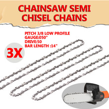 Chains MS170 Stihl MS181 Electric-Saw for 3/8lp-0.05 Semi-Chisel 3x