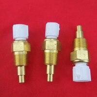 FHAWKEYEQ Menge 3 Kühlung Temperatur Fan Schalter Sensor Neue Für Mitsubishi 4G63/64 Pajero II 3000GT L400 Pony Gorilla MB568959
