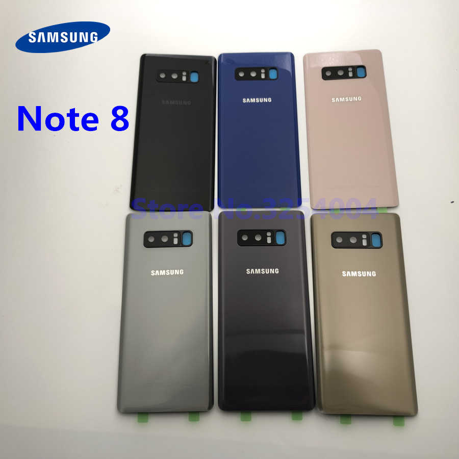 Door Galaxy 8 Case For Battery N950f Rear N950 Note8 Note Samsung