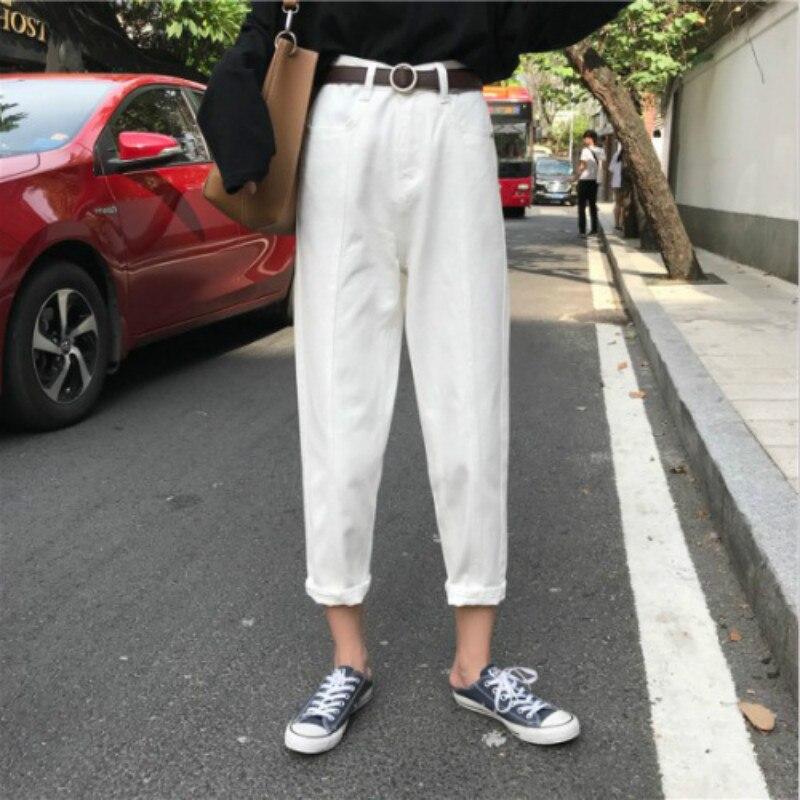 Cheap Wholesale 2019 New Spring Summer Autumn Hot Selling Women's Fashion Casual  Denim Pants BP0801
