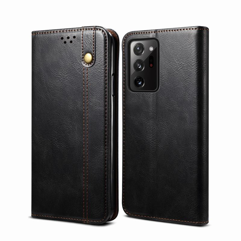 Flip Case For Samsung Galaxy S20 Ultra Case Luxury Wallet Strong Magnetic Cover For Samsung S20 Plus FE 5G Case Card Holder