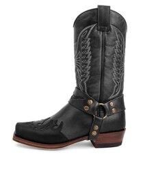 Winter Mode Britischen Männer Top Qualität PU Leder Slip auf Stiefel Atmungsaktive Chelsea Stiefel Männlichen Casual Zapatos De Hombre D354