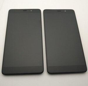 "Image 5 - オリジナル 5.15 ""xiaomi Mi5S mi 5 4s lcdディスプレイ + タッチスクリーンデジタイザーアセンブリ表示フレーム + 作業指紋 + ツール"