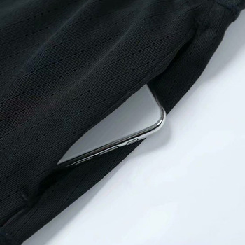 Podwójna kieszeń eksportowa 2019 w nowym stylu szybkoschnąca spódnica sportowa damska odzież do badmintona spódnica dzielona spódnica do tenisa anty-ekspozycyjnego S tanie i dobre opinie Solid Color China Fudfs 8022