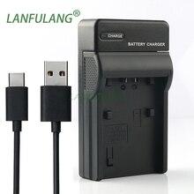 NP-FH50 USB Battery Charger for Sony Camera DCR-SR46 DCR-SR4