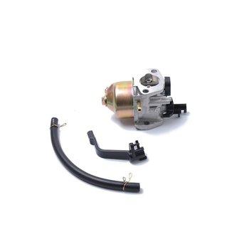 Dla motocykli Honda gaźnika GX160 5 5 koni mechanicznych gaźnika GX160 168F 170F tanie i dobre opinie CN (pochodzenie) other CHINA aluminum 0 24 Silver