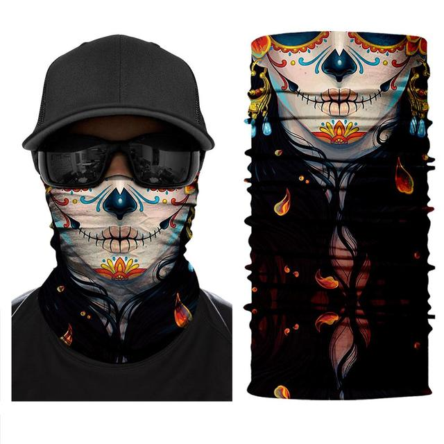 Anti-dust Mask Motorcycle Bicycle Outdoor Sports Cycling Wearing Windproof Summer Face Mouth Half Mask 1