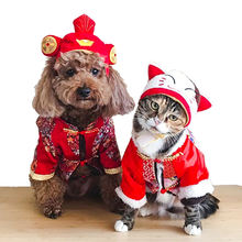 Cute pet headgear cartoon dog cap animal cat hat festival decorate