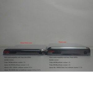 Image 3 - Voor Ipod Classic Grijs 80Gb 120Gb 160Gb 128Gb 256Gb Back Cover + Front Cover Case grijs