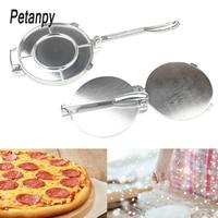 Aluminum Tortilla Maker Pancakes Press Heavy Duty Restaurant Commercial Tool Tortilla Pie Maker Press Tool Home Appliance Part