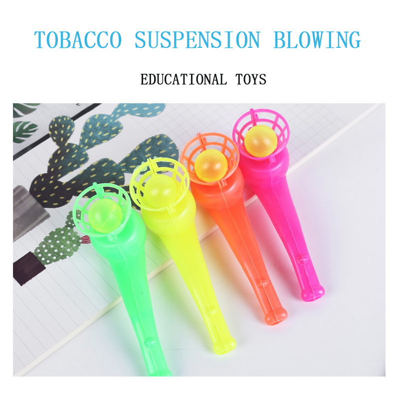 1pc Magic Hot Sale Nostalgic Suspended Magic Ball Outdoor Birthday Party Blowball Game Children Toys