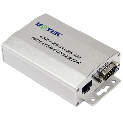 UT-820E USB to RS485 / 422 Converter Industrial Grade Photoelectric Isolation Lightning Protection Rs485 Serial Cable