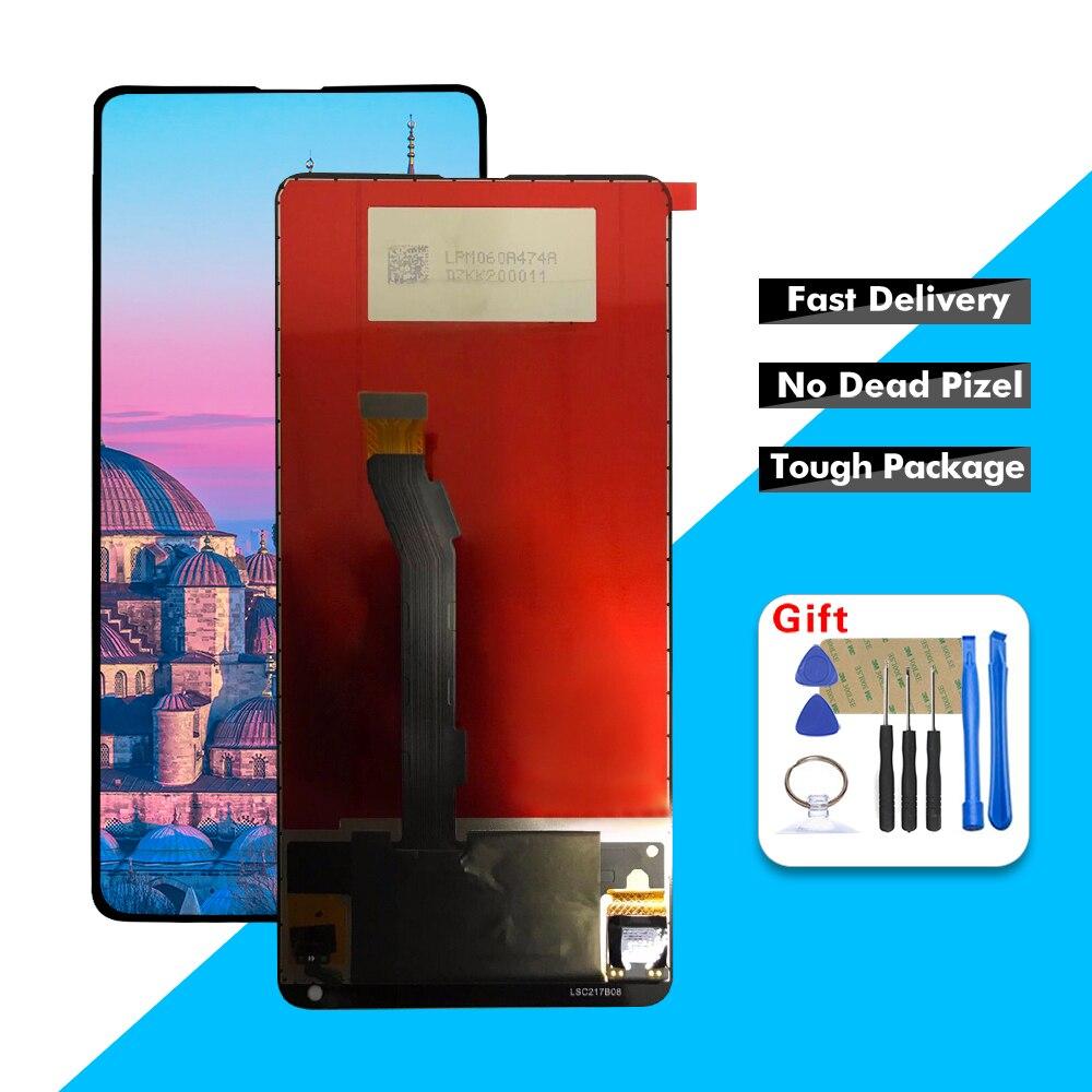 5,99 для Xiaomi mi x2S mi x 2S ЖК дисплей сенсорный экран дигитайзер стекло в сборе + Бесплатные инструменты