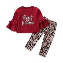 Opperiaya для маленьких девочек Осенняя повседневная одежда