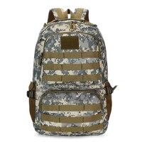 Mochila táctica para exteriores de 35L  mochila militar  mochila táctica para senderismo  Camping  mochilas tácticas  escalada de Nylon  impermeable