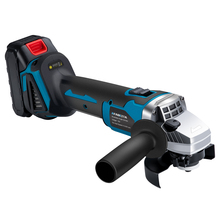 Electric-Angle-Grinder-Machine Battery Power-Tool Woodworking Cordless 4-Speed Brushless-125/100mm