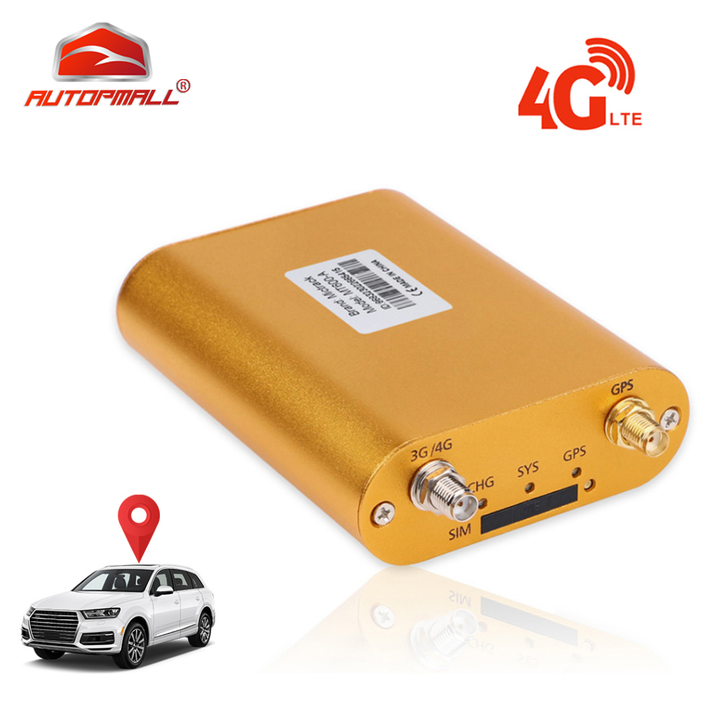 HOT SALE] WiFi 4G 3G GPS Tracker Car Auto Portable